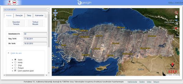 milli türkiye haritası